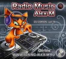 Слушать радио Radio Music Alex-M онлайн