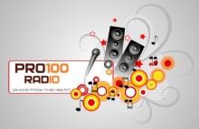 Слушать радио PRO100 Radio онлайн