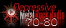 Слушать радио Depressive metal rock Radio 70-80 онлайн
