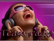 Слушать радио Team радио онлайн
