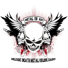 Слушать радио Metal on Air онлайн