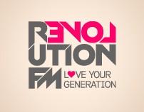 Слушать радио RevolutionFM онлайн
