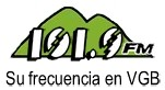 Слушать радио 101.9 FM Villa General Belgrano онлайн