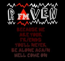 Слушать радио  Raven FM онлайн